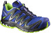 Salomon M's XA Pro 3D Shoes Cobalt/Process Blue/Green